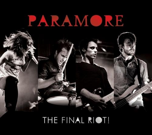 final riot paramore. Album: The Final Riot!